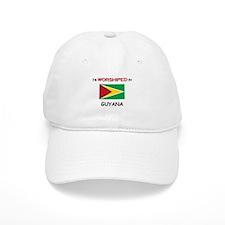 I'm Worshiped In GUYANA Baseball Cap