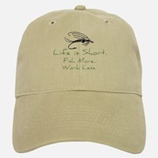 Fly Fishing Baseball Baseball Cap