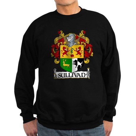 Sullivan Coat of Arms Sweatshirt (dark)