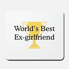 WB Ex-Girlfriend Mousepad