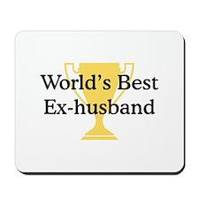 WB Ex-Husband Mousepad