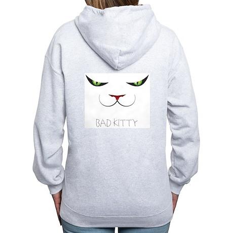 Bad Kitty Women's Zip Hoodie
