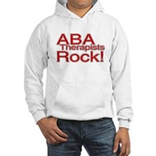 ABA Therapists Rock! Hoodie