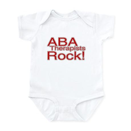 ABA Therapists Rock! Infant Bodysuit