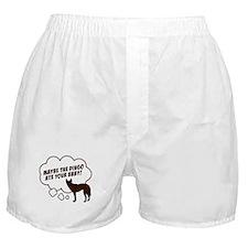 """Dingo"" Boxer Shorts"