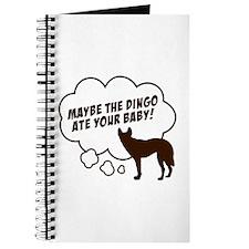 """Dingo"" Journal"