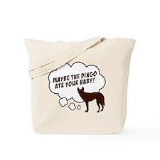 """""""Dingo"""" Tote Bag"""
