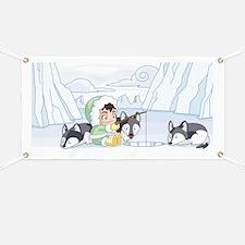Arctic Boy Banner