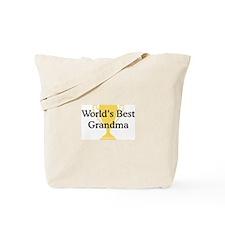 WB Grandma Tote Bag