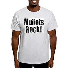 Mullets Rule! T-Shirt
