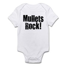 Mullets Rule! Onesie