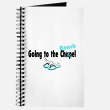Going To The Chapel (Beach) Journal