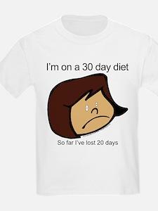 When in doubt Kids T-Shirt