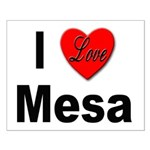 I Love Mesa Arizona Small Poster