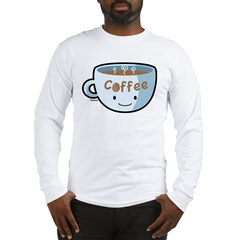 Coffee Morning Long Sleeve T-Shirt