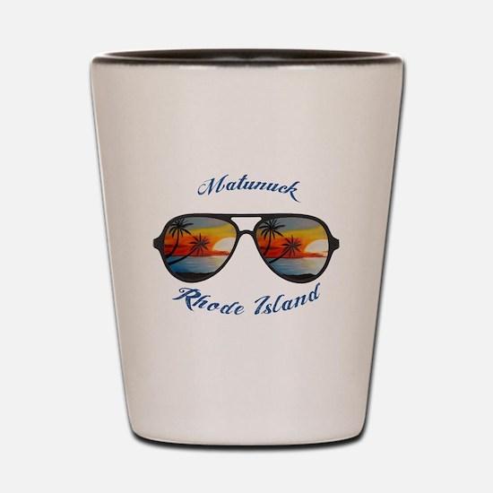 Rhode Island - Matunuck Shot Glass