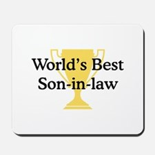WB Son-in-law Mousepad