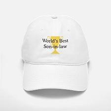 WB Son-in-law Baseball Baseball Cap