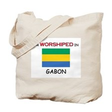 I'm Worshiped In GABON Tote Bag