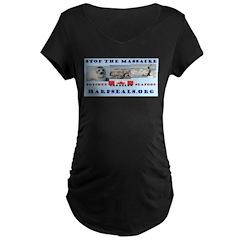 Stop the Massacre of Seals T-Shirt