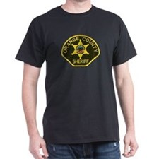 Orange Sheriff T-Shirt