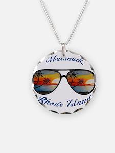 Rhode Island - Matunuck Necklace