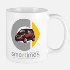 Red/Black Smart Car Mug
