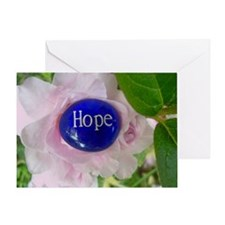 """Hope"" Greeting Card"