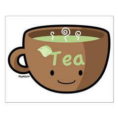 Tea Morning Posters