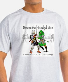 Hooded Man T-Shirt