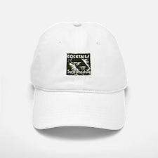 Cocktails So Refreshing 2 Baseball Baseball Cap