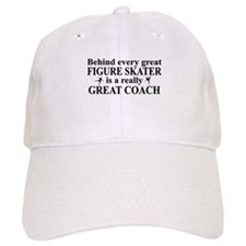 Great Coach Baseball Baseball Cap