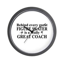 Great Coach Wall Clock
