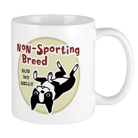 Boston Terrier Nonsporting Mug