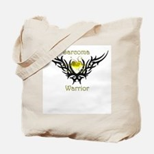 Sarcoma Warrior Tote Bag