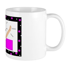 Pilates Princess # 1 Instructor Mug