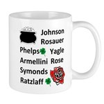 Family Irish Mug
