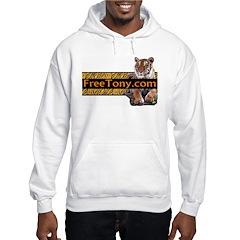 Free Tony The Tiger Hoodie