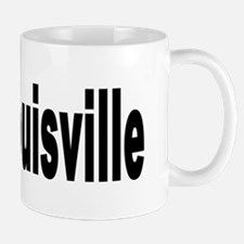 I Love Louisville Kentucky Mug
