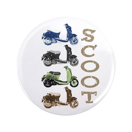 "Scooter Lovin Blocks 3.5"" Button (100 pack)"