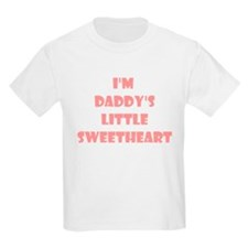 Daddy's Sweetheart T-Shirt