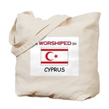 I'm Worshiped In CYPRUS Tote Bag