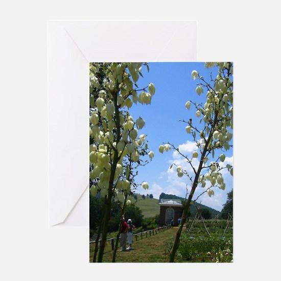 Monticello, Virginia Greeting Card