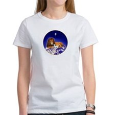 'Peace on Earth', Lion and Lamb Tee