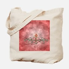 Hearts Together Forever Tote Bag