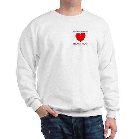 Heart Team Sweatshirt