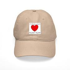 Heart Team Baseball Cap