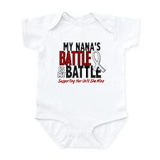 My Battle Too 1 PEARL WHITE (Nana) Onesie
