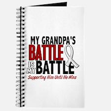 My Battle Too 1 PEARL WHITE (Grandpa) Journal