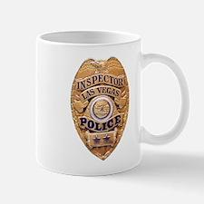 Las Vegas PD Inspector Mug
